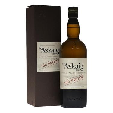 Whisky Ecosse Islay Single Malt Port Askaig 100 Proof 57.1% 70cl